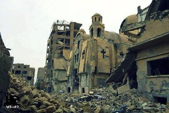 destroyedsyrianchurch
